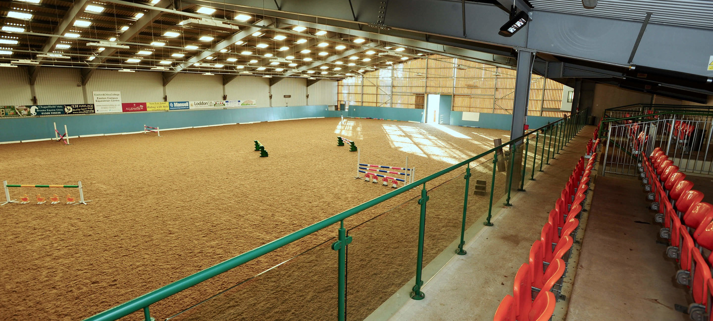 equestrian events at easton college