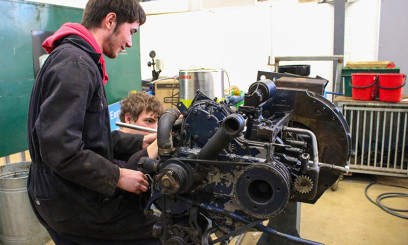 agricultural engineering at easton college