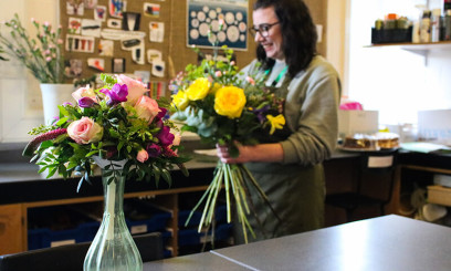 floristry courses at easton college