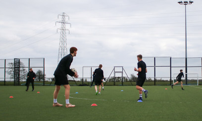 sports courses at easton college